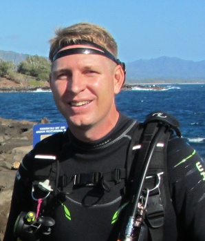 Scott Bacon, Kauai EOR Coordinator and Founder of Malama Na Apapa